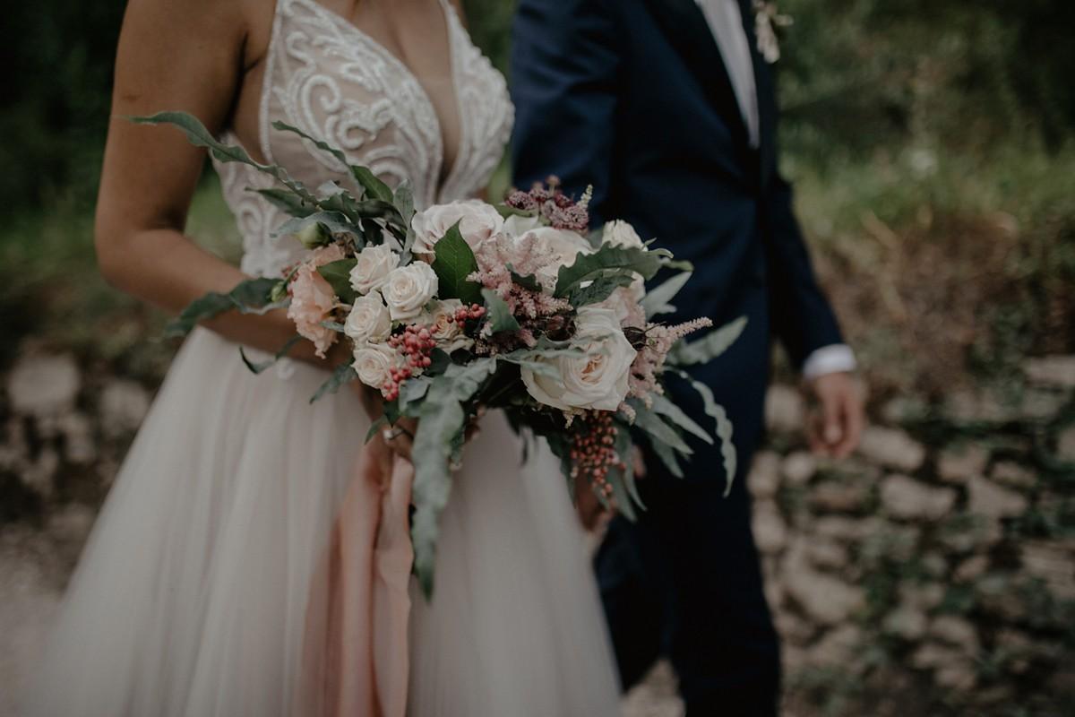 A Romantic & Enchanting Italian Wedding In The Umbrian