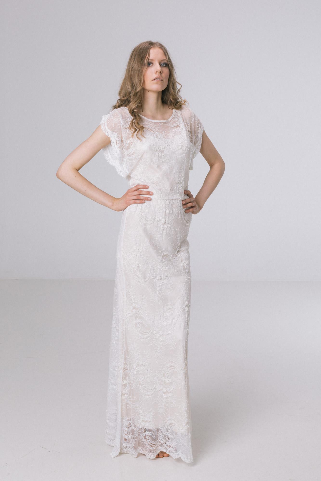 Indiebride London ethical wedding dresses - Ethical Wedding Dress Sample Sale with Indiebride London: 14th September 2019