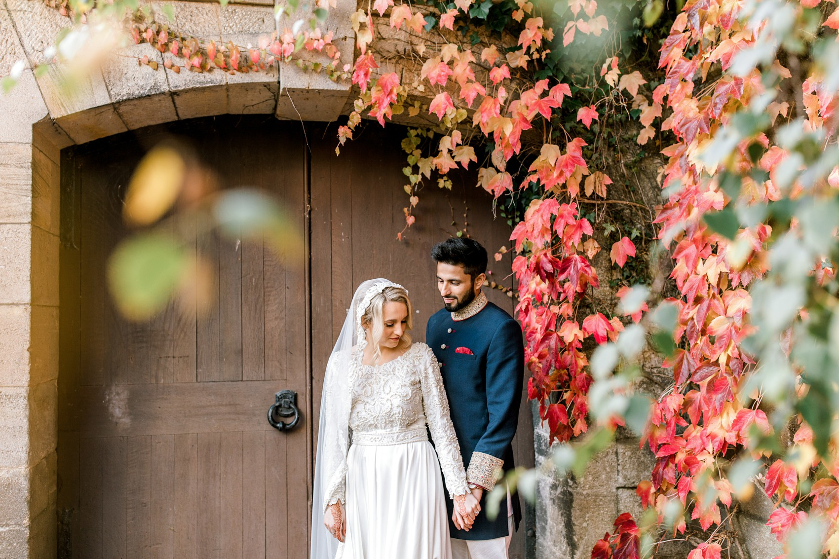 An Elegant And Multicultural Pakistani Kashmiri And Scottish Fusion Wedding At Pollok Country House In The Autumn Love My Dress Uk Wedding Blog Wedding Directory