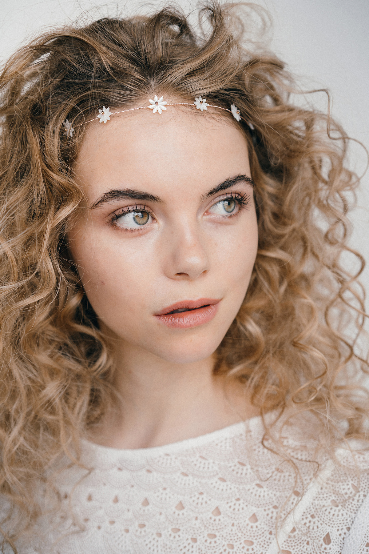 How To Style Wedding Hair Accessories With Curly Hair Debbie Carlisle Top Hair Care Tips For Curly Haired Brides Love My Dress Uk Wedding Blog Wedding Directory