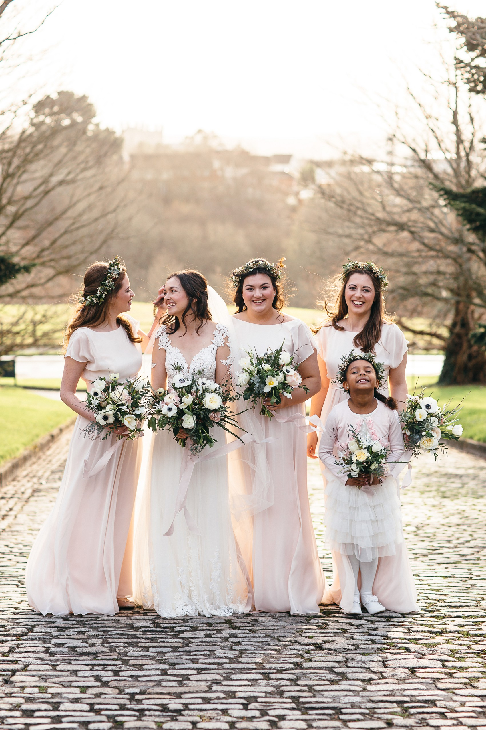 An Essense Of Australia Dress For An Elegant Festive Christmas Wedding Love My Dress Uk Wedding Blog Wedding Directory