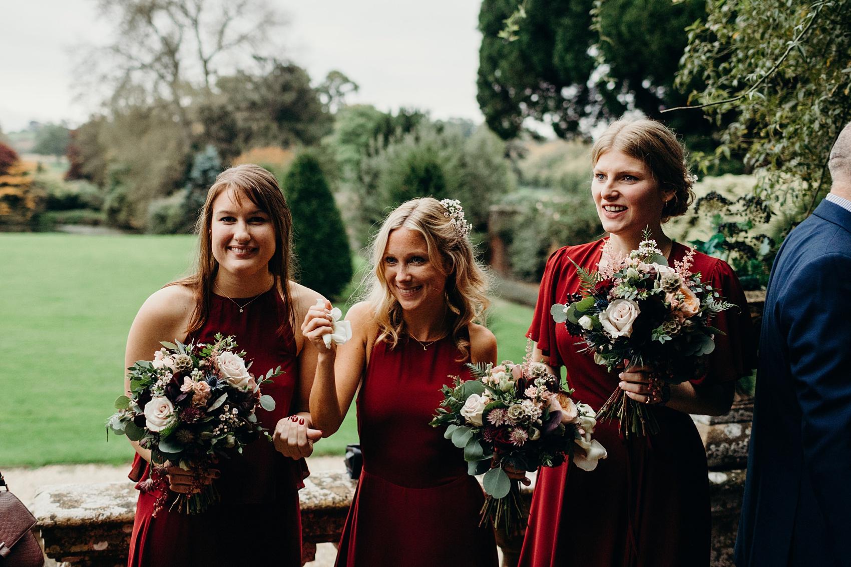 Temperley London bride Brympton House Somerset wedding  - A Temperley London Bride and her October Wedding at Brympton House in Somerset