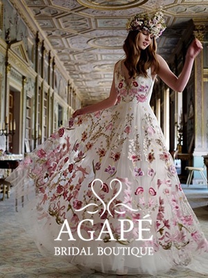 AGAPÉ Bridal Boutique