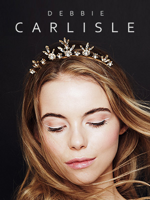 Debbie Carlisle accessories and headpieces