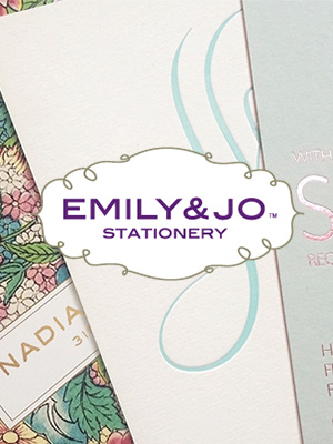 Emily & Jo Wedding Stationery