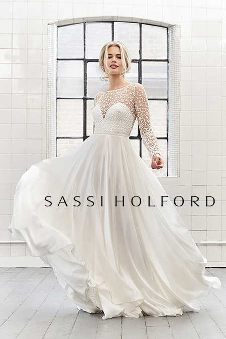 Sassi Holford - Perfectly Beautiful wedding dresses