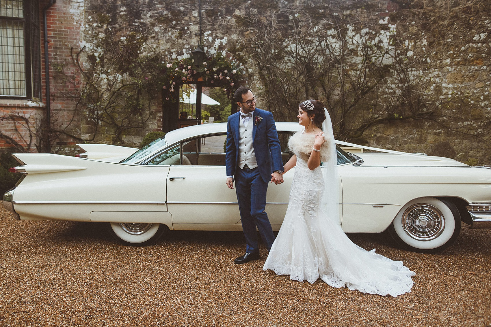 A Cosy Country House November Wedding Filled With Late