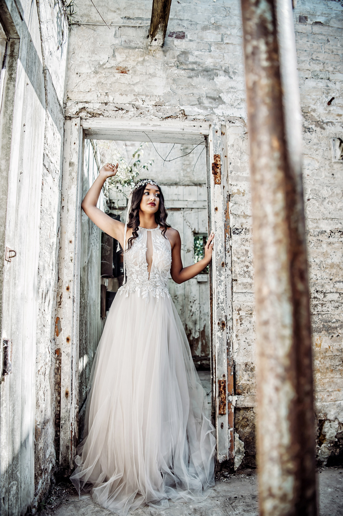 Eddy K Fross Wedding Collections  - Fross Wedding Collections Bridal Boutique, Uckfield, Sussex: Modern, Glamorous, Statement Wedding Dresses
