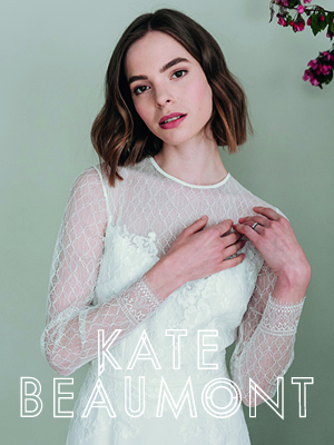 Kate Beaumont Bridalwear Designer