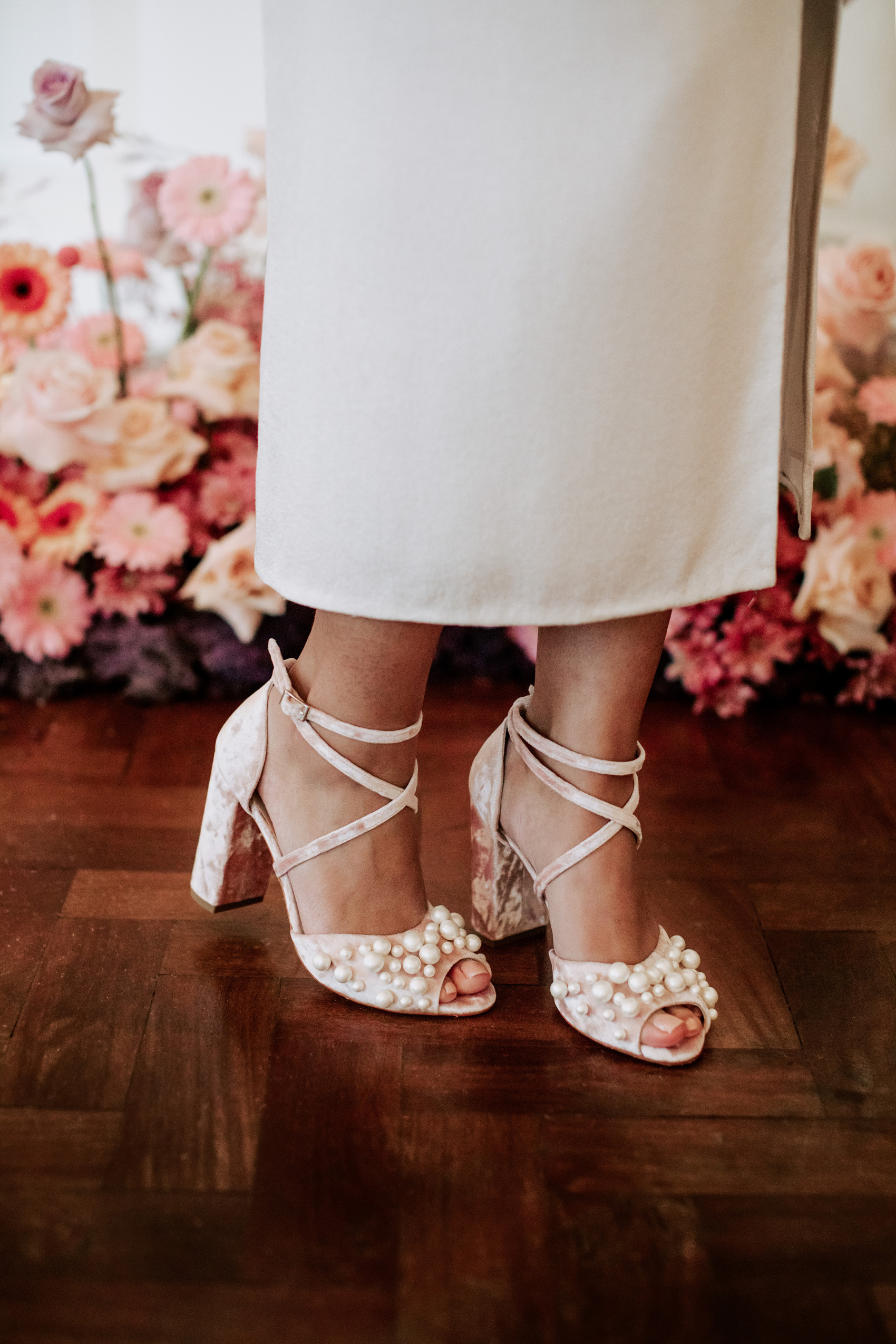 Win A 280 Pair Of Charlotte Mills Bridal Shoes Of Your Choice