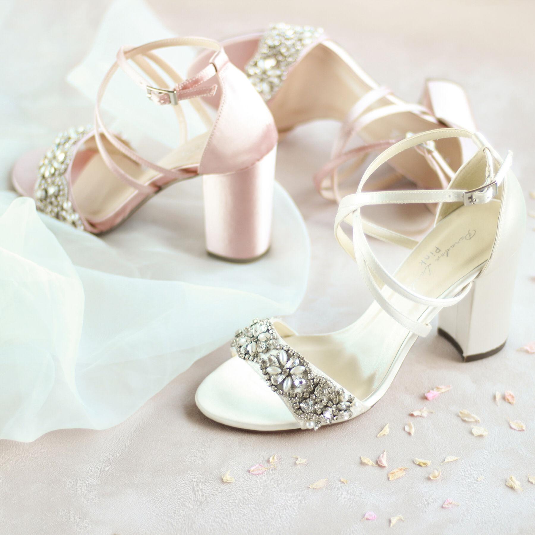 Paradox London Modern Affordable Stylish Wedding Shoes