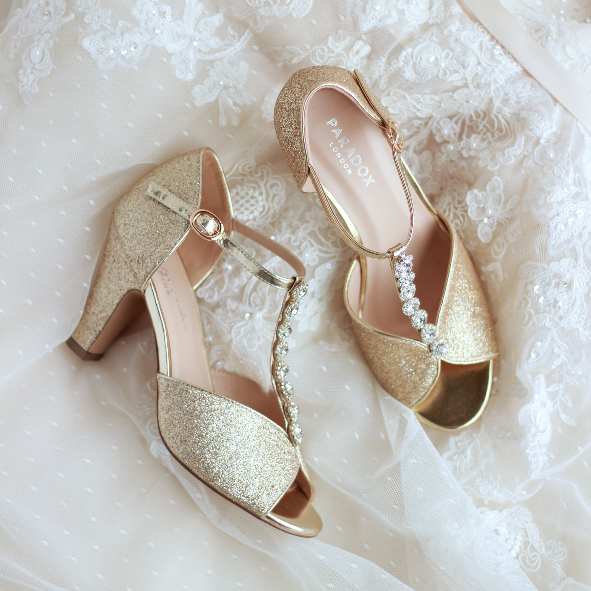 Paradox London: Modern, Affordable & Stylish Wedding Shoes