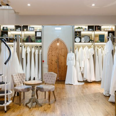 23 Bridal Boutiques Reopening After Lockdown (London, The South, Central & North): Book Your Wedding Dress Appointment
